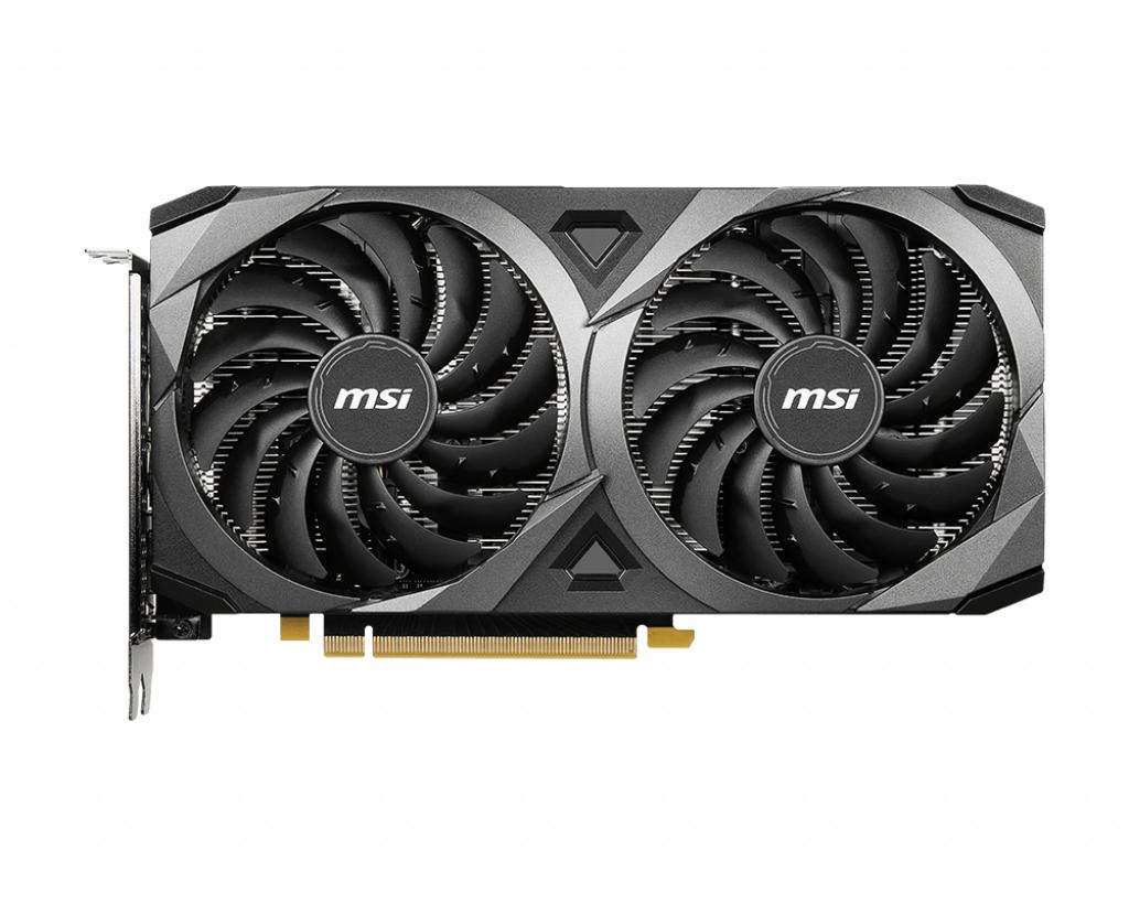MSI GeForce RTX 3060 VENTUS 2X 12G NVIDIA 12 GB GDDR6