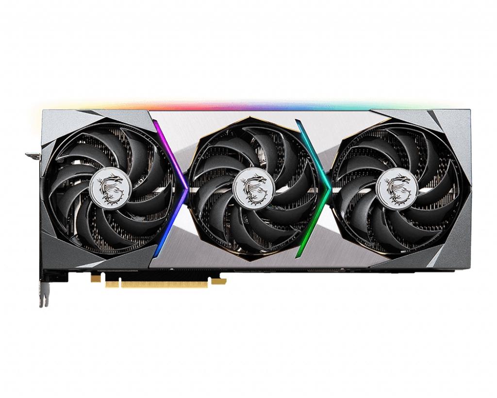 MSI GeForce RTX 3090 SUPRIM X 24G NVIDIA 24 GB GDDR6X