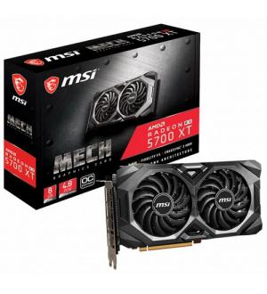Scheda video msi amd radeon rx 5700 xt mech oc 8gb