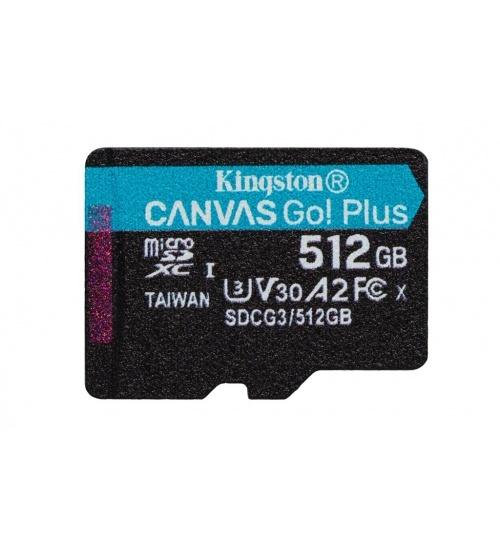 Kt 512gb msdxc goplus u3