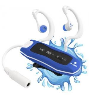 Ngs amp3 impermeabile con radio fm+ cuffie impermeabili 8435430604320