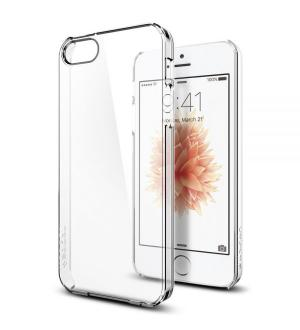 Custodia iphone 5/5s/se thin fit cl crystal clear