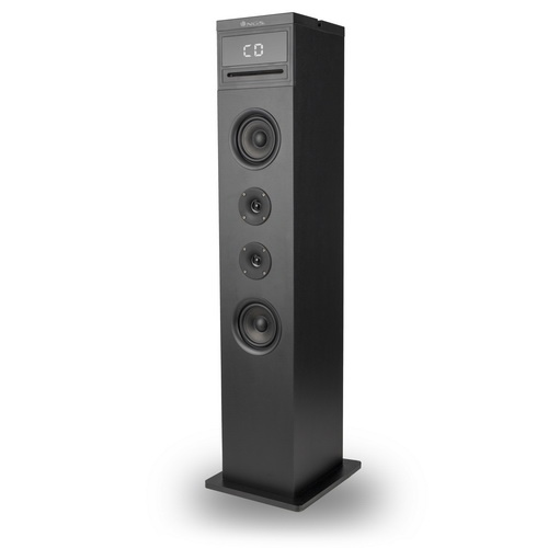 Ngs speaker sky gazer tower lettore cd speaker 120w bt/usb/wirel 8435430614