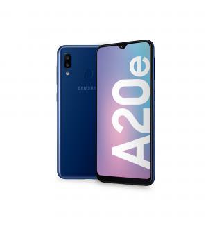 Smartphone samsung galaxy a20e 5,8 blue 32gb+3gb dual sim ita