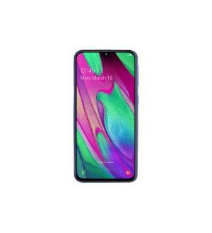 Smartphone samsung galaxy a40 5,9 blue 64gb+4gb dual sim ita