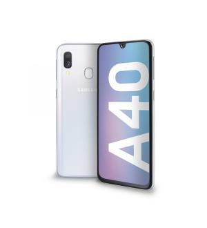 Smartphone samsung galaxy a40 5,9 white 64gb+4gb dual sim ita