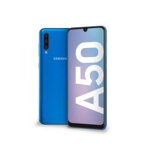 Smartphone samsung galaxy a50 6,4 blue 128gb+4gb dual sim italia