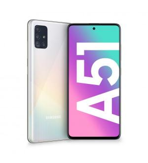 Smartphone samsung galaxy a51 6,5 white 128gb+4gb dual sim italia