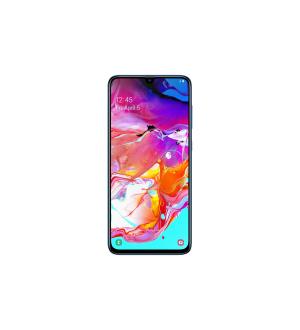 Smartphone samsung galaxy a70 6,7 blue 128gb+6gb dual sim