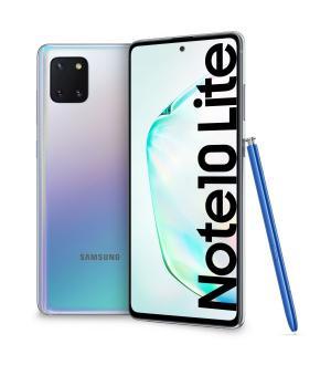 Smartphone samsung galaxy note 10 lite 6,7 glow128gb+6gb dual sim it