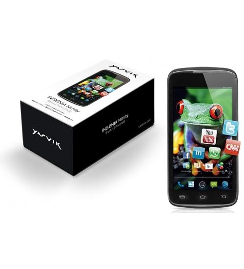 Yarvik smartphone ingenia nimity 4``