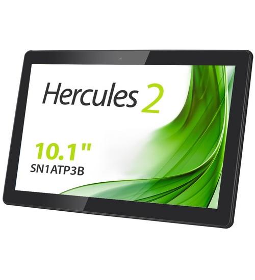 Hannspad pad hercules 2 10.1``4core 2gb ram 16gbstorage msd mhdmi 2cam bt