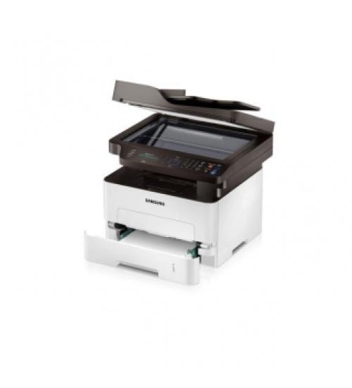 Hp mltifunzione laser b/n sl-m2675f fax 26ppm white