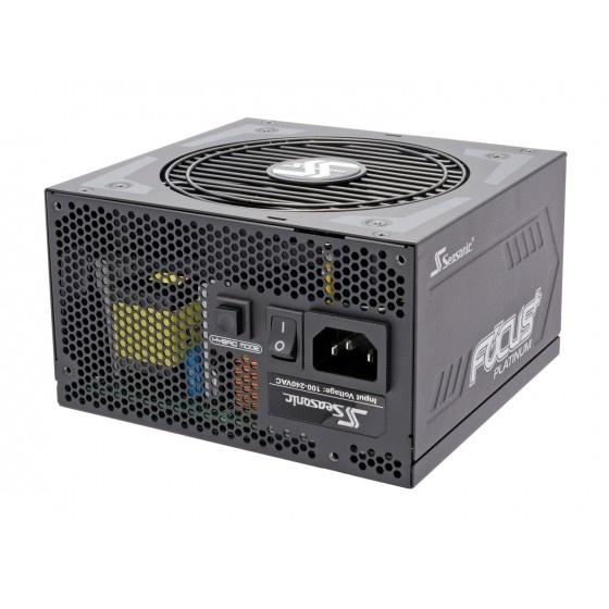 Seasonic focus+ px alimentatore modulare atx 80+ platinum da 650w