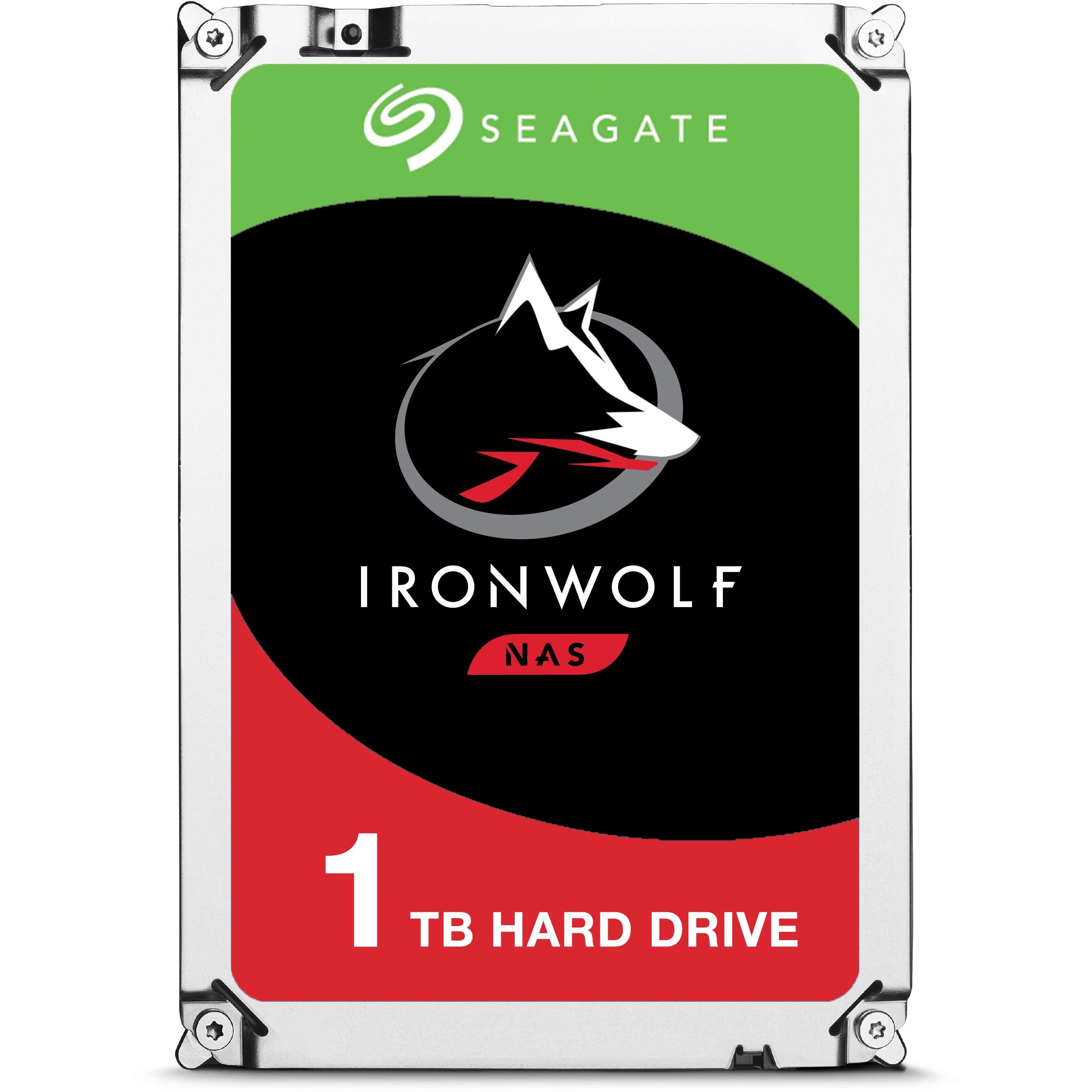 Hard disk seagate ironwolf 3.5  sata3 1tb  nas 64mb