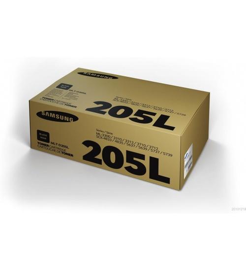 Samsung mlt-d205l black toner