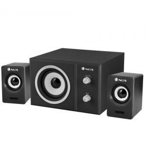 Ngs speaker sugar multimedia 2.1 20w usb ean 8435430605259
