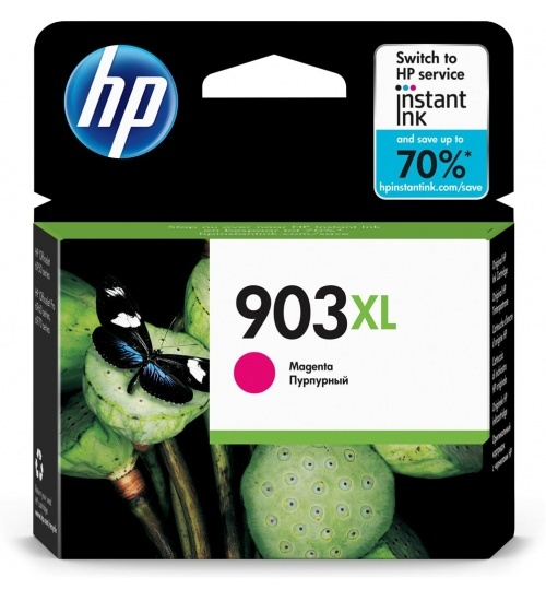 Hp 903xl high yield magent ink
