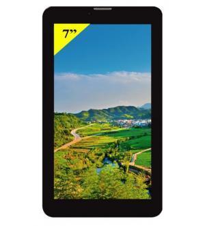 Tablet majestic 7 tab747 3g bt ips qc/1.3/and7.0/1gb/8gb/voce black
