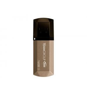 Team group pen drive c155 usb3.0 16gb gold