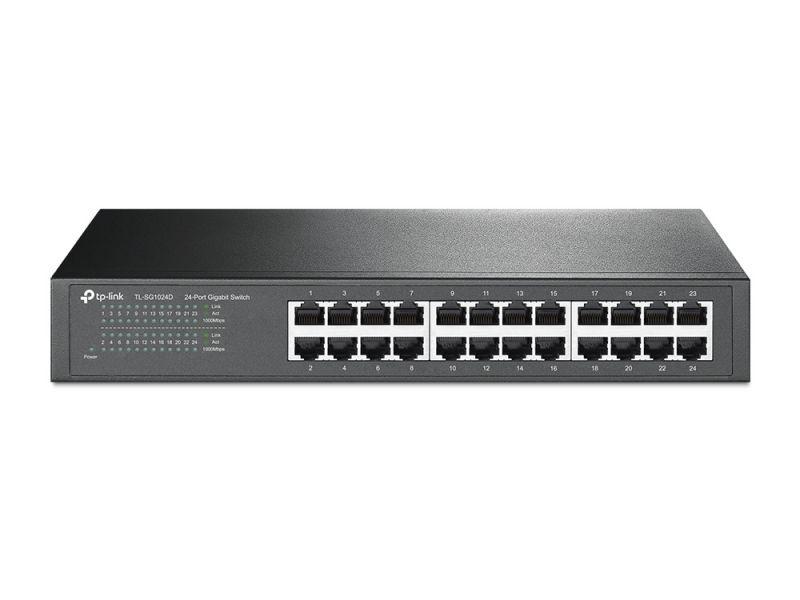 Switch 24-porte gigabitlan desktop