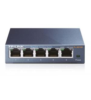 Switch 5p gigabit metal case tplink