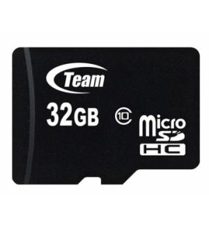 Team group micro sdhc 32gb class 10 w/1adapter