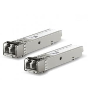 Modulo ubiquiti mini gbic sfp multimode 850nm 1gbps
