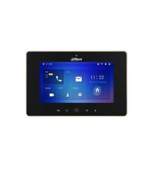 Videocitofono unitÀ, interna 7 touch plastica wifi ip nero