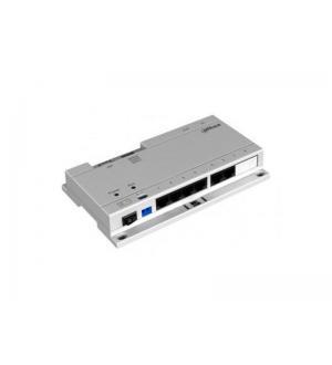 Videocitofono switch 6 porte per alimentazione postazioni interne vt