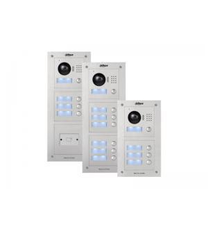 Videocitofono unitÀ, esterna modulare 1,3mpx 2,8mm acciaio ip