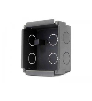 Videocitofono scatola in metallo da incasso per vto2000a