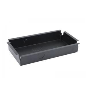 Videocitofono scatola da incasso per 3 moduli vto2000a-c/b/r/k