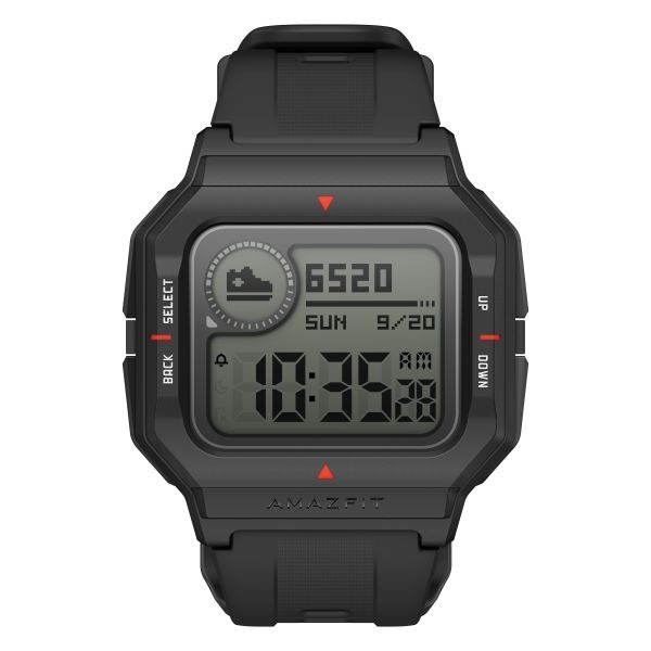 Smartwatch 1,2 android/ios xiaomi amazfit neo black