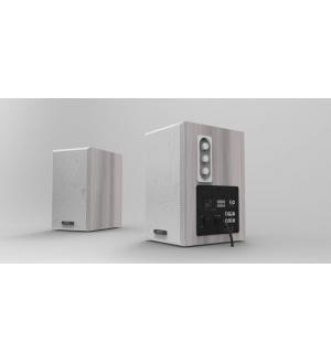 Speaker empire wb-64 64w per lim attacco a parete bianche