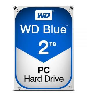 Hard Disk 3,5 2tb 5400rpm 64mb sata3 blue