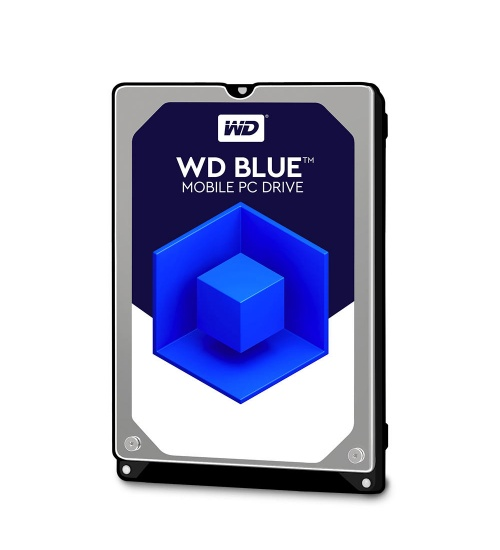 Hard disk wd blue 2.5 sata6 2tb 128mb 5400rpm