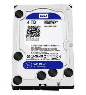 Hard Disk 3,5 4tb 5400rpm 64mb sata3 blue wd blue