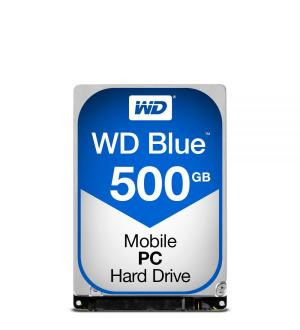 Hard Disk 2,5 500gb 5400rpm 8mb sata3 blue wd blue slim 6mm