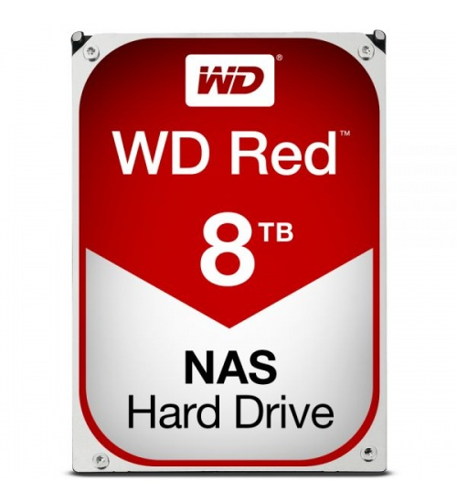 Hard Disk 3,5 8tb 5400rpm 256mb red sata3 wd red nas