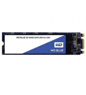 Western digital ssd 250gb m.2 blue sata3 3d nand wds250g2b0b