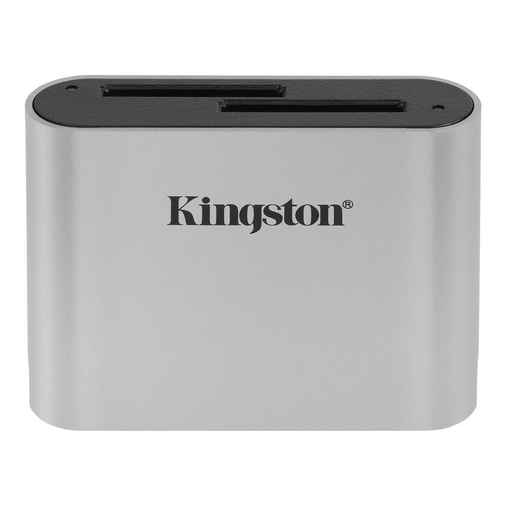 Kt workflow sd card reader