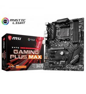 Scheda Madre msi x470 gaming plus max amd ryzen gen3 (r5/r7/r9)