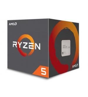 Processore cpu amd ryzen5 1600 am4 3,6ghx 65w 6core box 16mb 64bit wraightspir