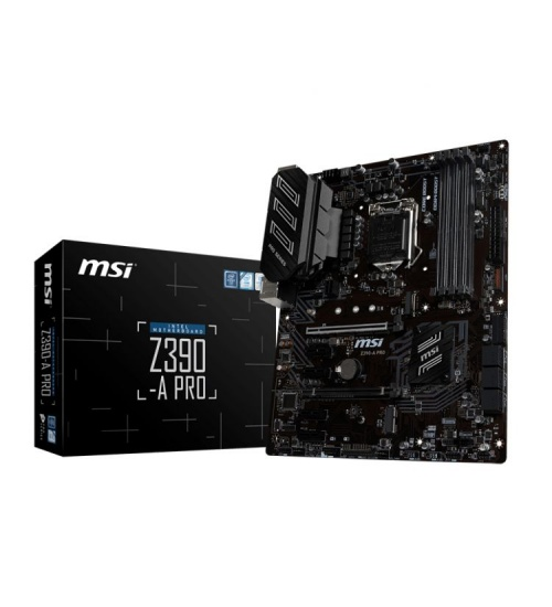 Scheda Madre msi z390-a-pro