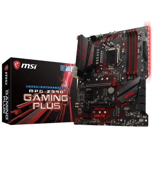 Scheda Madre msi z390 gaming plus