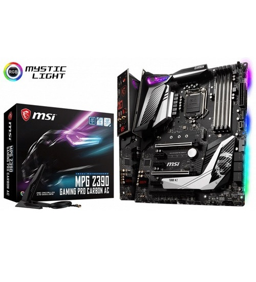 Scheda Madre msi mpg z390 gaming pro carbon ac