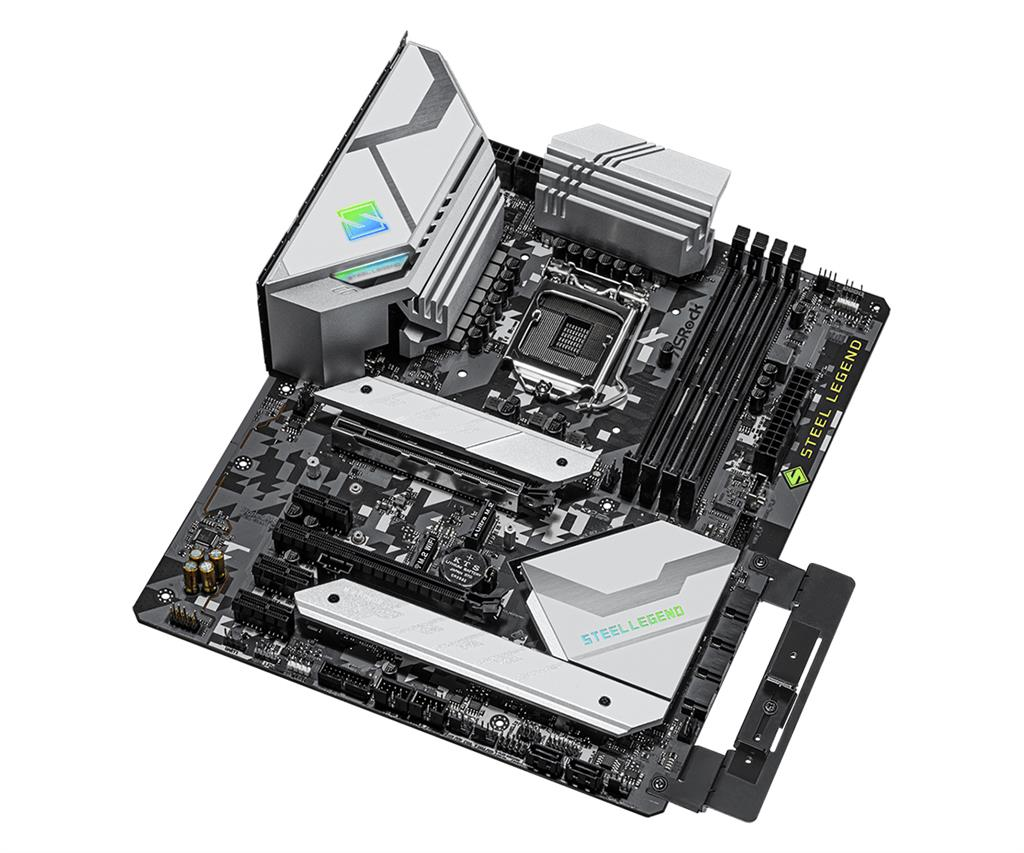 Asrock z590 steel legend