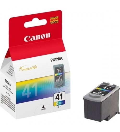 Cartuccia Canon CL-41 colori ciano, magenta e giallo
