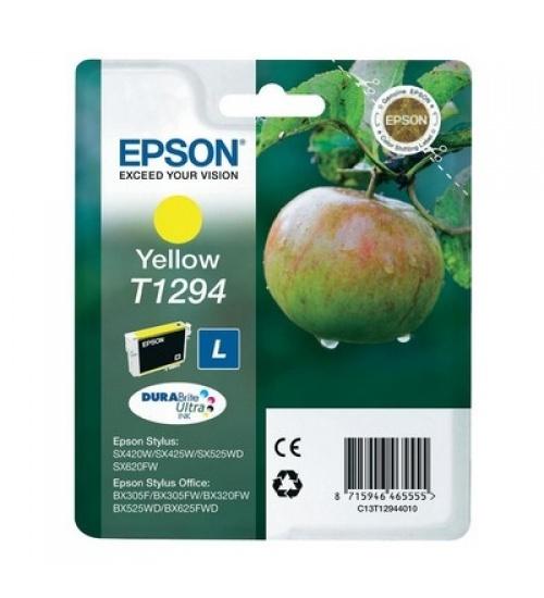 Cartuccia originale Epson T1294 gialla